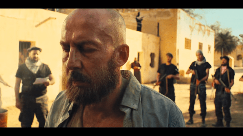 Ларс Поэльц: фильм «Шугалей» рассказывает правду о событиях в Ливии